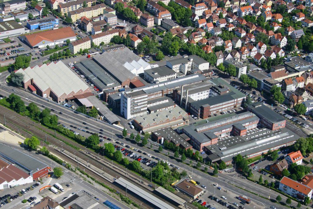 INDEX-Werk in Esslingen